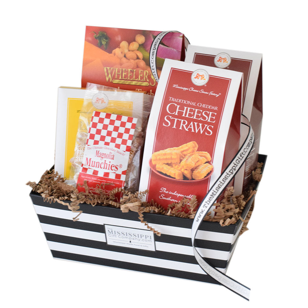 Snack Box - TheMississippiGiftCompany.com