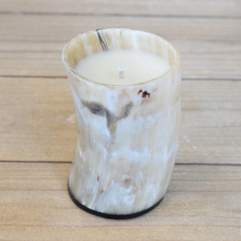SoDelta Horn Candle-Small