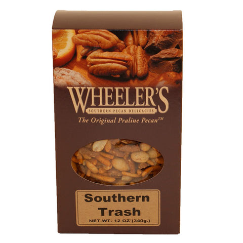 Southern Trash Snack Mix- 12oz- - TheMississippiGiftCompany.com