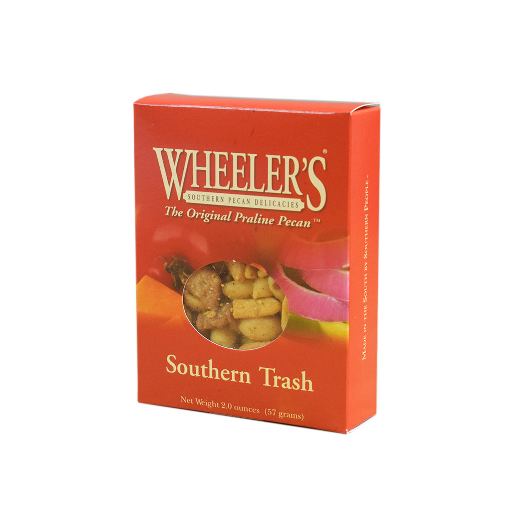 Southern Trash Snack Mix- 2oz - TheMississippiGiftCompany.com