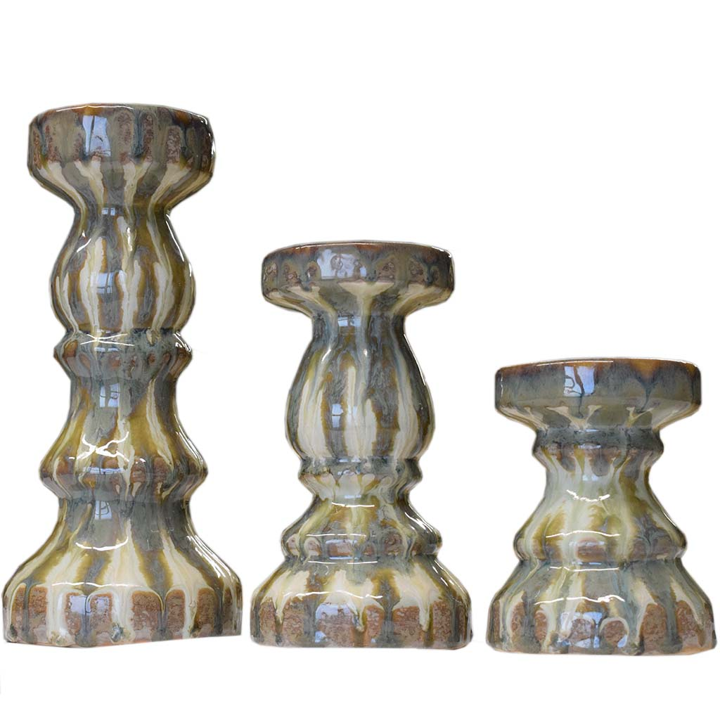 Sparrow Candlesticks - TheMississippiGiftCompany.com