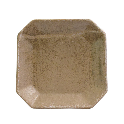 Square Plate Nutmeg - TheMississippiGiftCompany.com