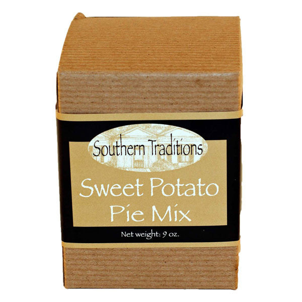 Sweet Potato Pie Mix - TheMississippiGiftCompany.com