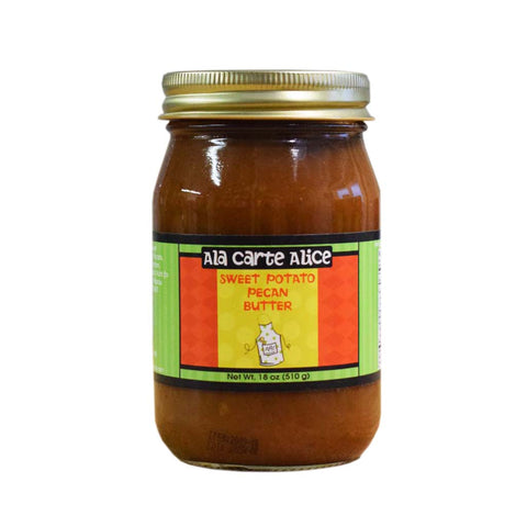 Sweet Potato Pecan Butter - TheMississippiGiftCompany.com