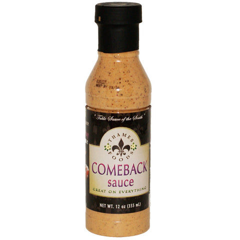 Thames Foods Comeback Sauce - TheMississippiGiftCompany.com
