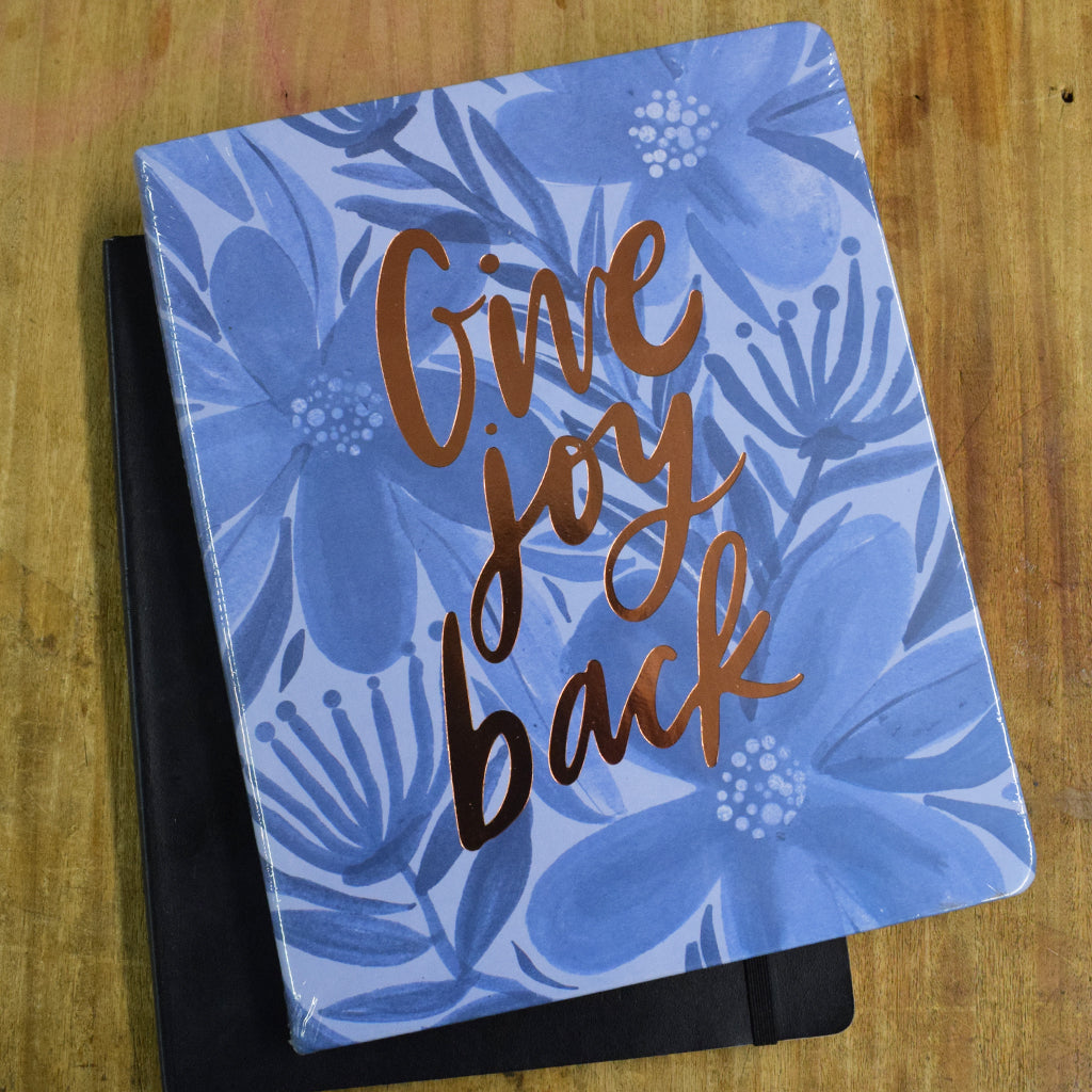 Give Joy Back Journal - TheMississippiGiftCompany.com