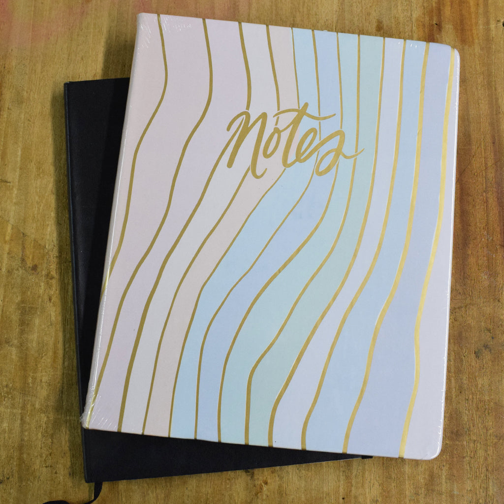 Ombre Notes Journal - TheMississippiGiftCompany.com