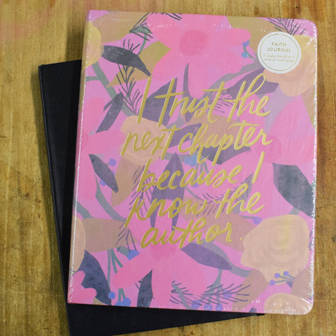 I Trust The Next Chapter Journal - TheMississippiGiftCompany.com