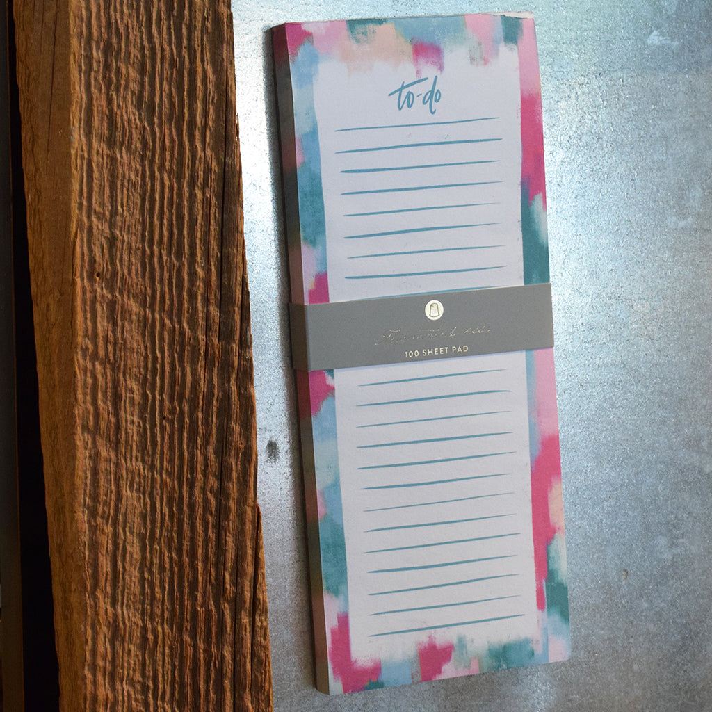 To Do Tear-Off Notepad - TheMississippiGiftCompany.com