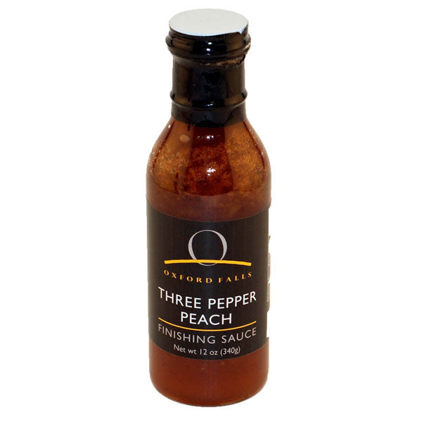 3 Pepper Peach Sauce - TheMississippiGiftCompany.com
