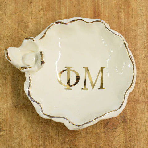 Three E Designs Sorority Jewelry Bowl - TheMississippiGiftCompany.com