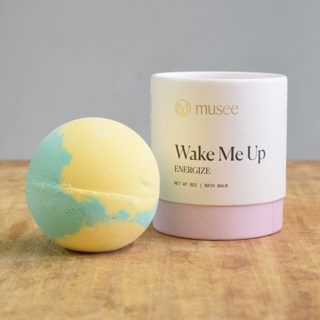Boxed Bath Balm- Wake Me Up - TheMississippiGiftCompany.com