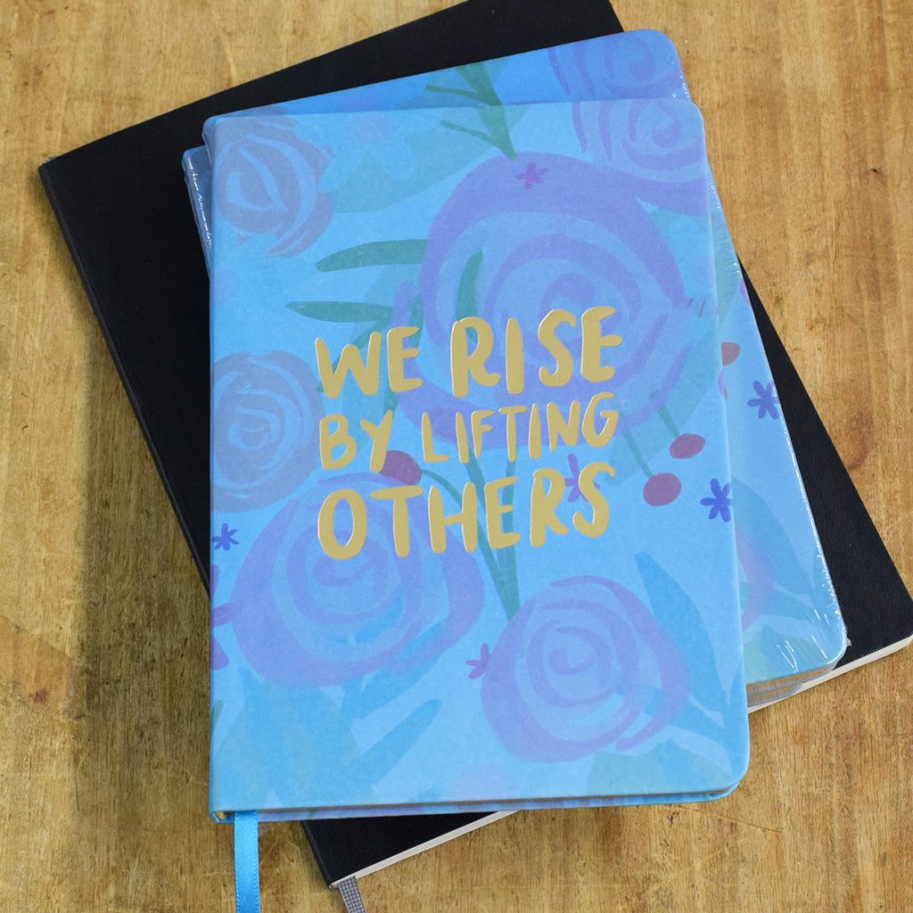 We Rise Floral Journal