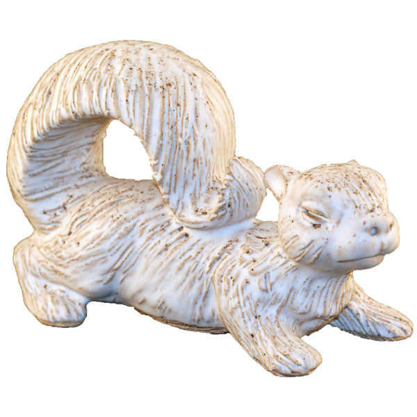 Squirrel- White - TheMississippiGiftCompany.com