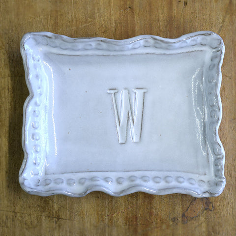 Three E Designs White Initial Tray