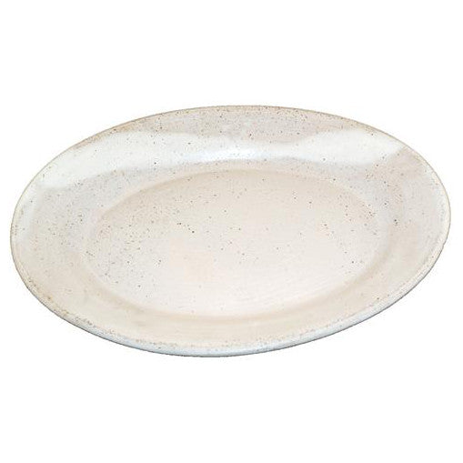 Medium Oval Platter White - TheMississippiGiftCompany.com