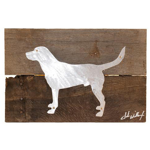John Willcoxon Large Labrador - TheMississippiGiftCompany.com