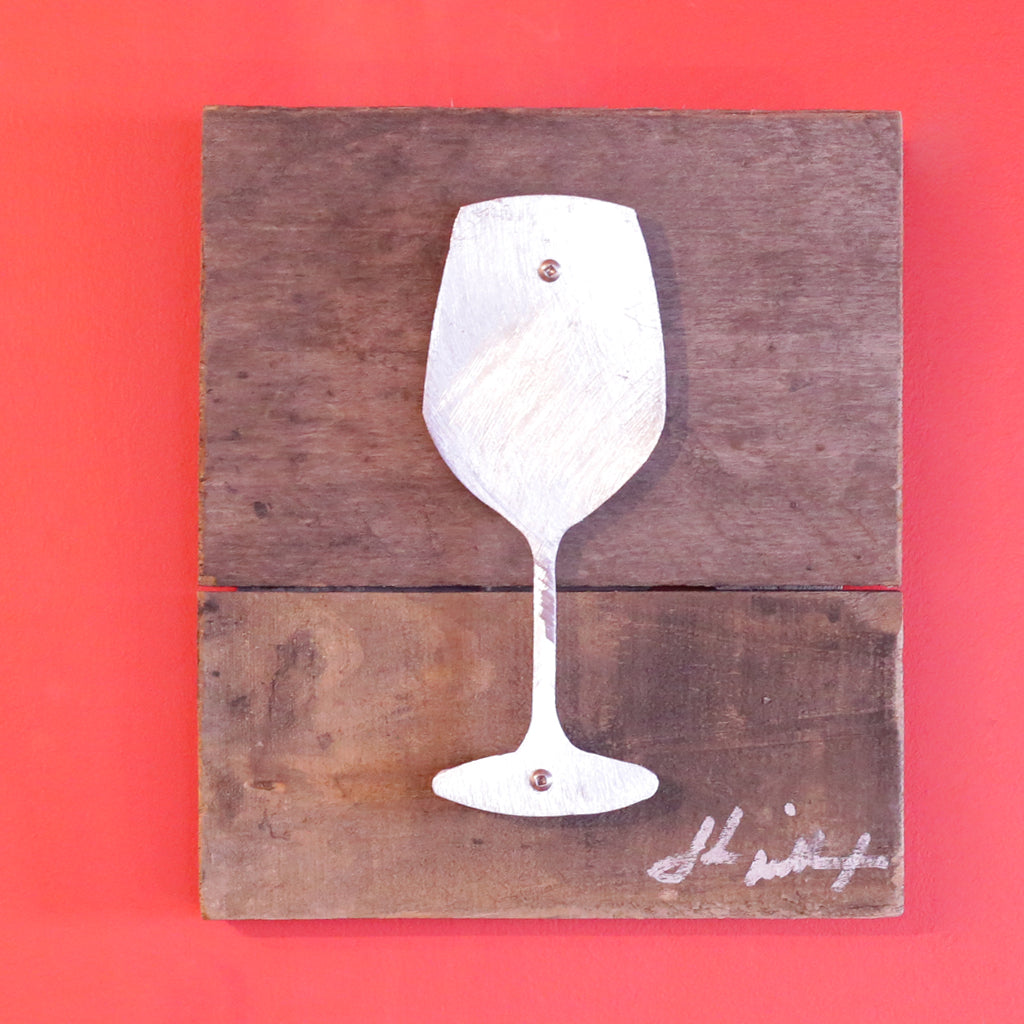 John Willcoxon Small Wine Glass - TheMississippiGiftCompany.com