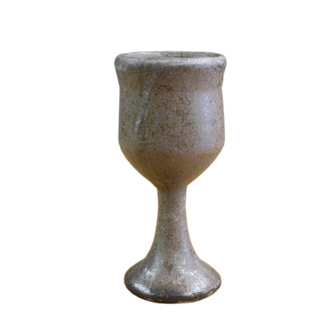 Wine Goblet Nutmeg - TheMississippiGiftCompany.com