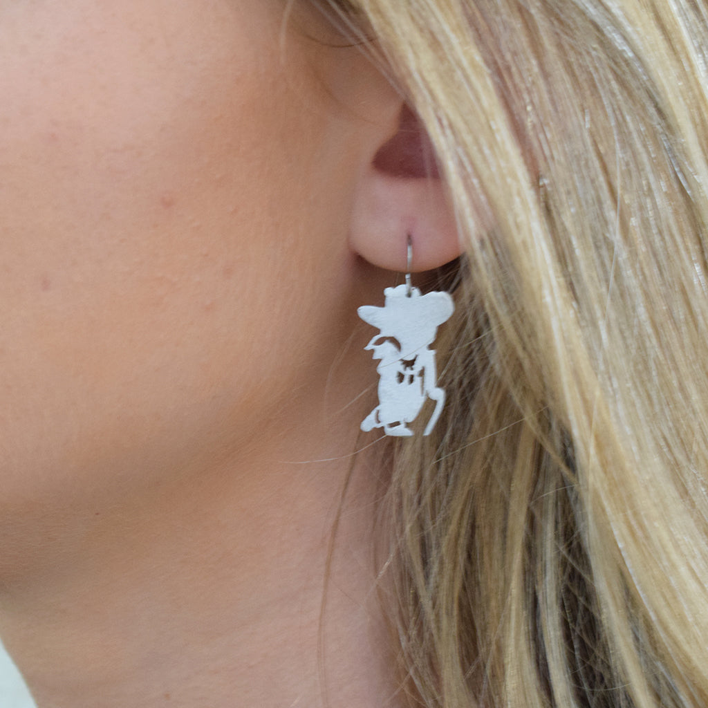 Willcoxon Wearables Earrings-Rebel