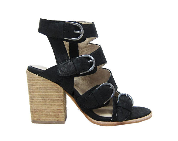 Gee WaWa Footwear  Beatrix - Black