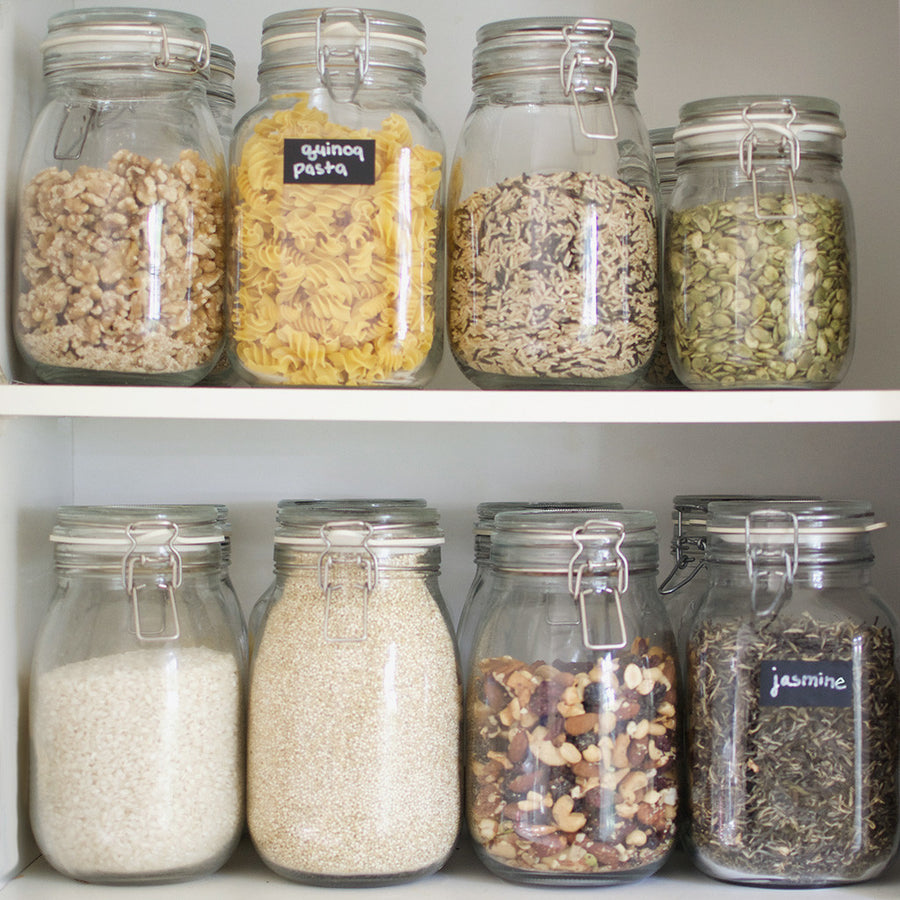 6 Easy Steps To A Zero Waste Kitchen