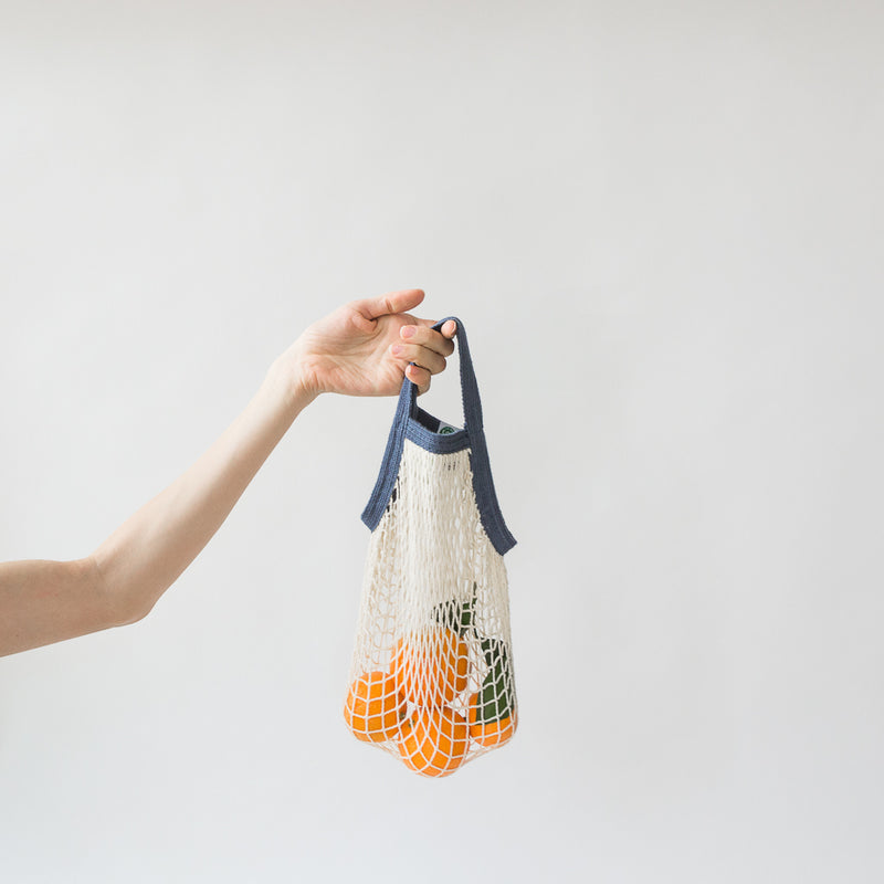 Mini Cotton Net Bag