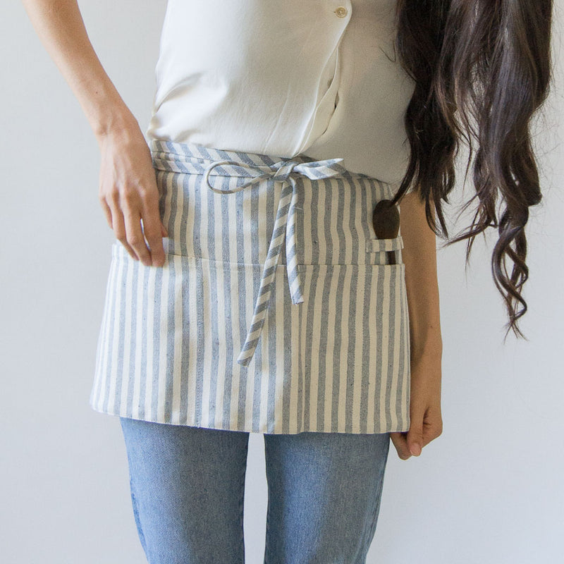 Upcycled Denim Apron