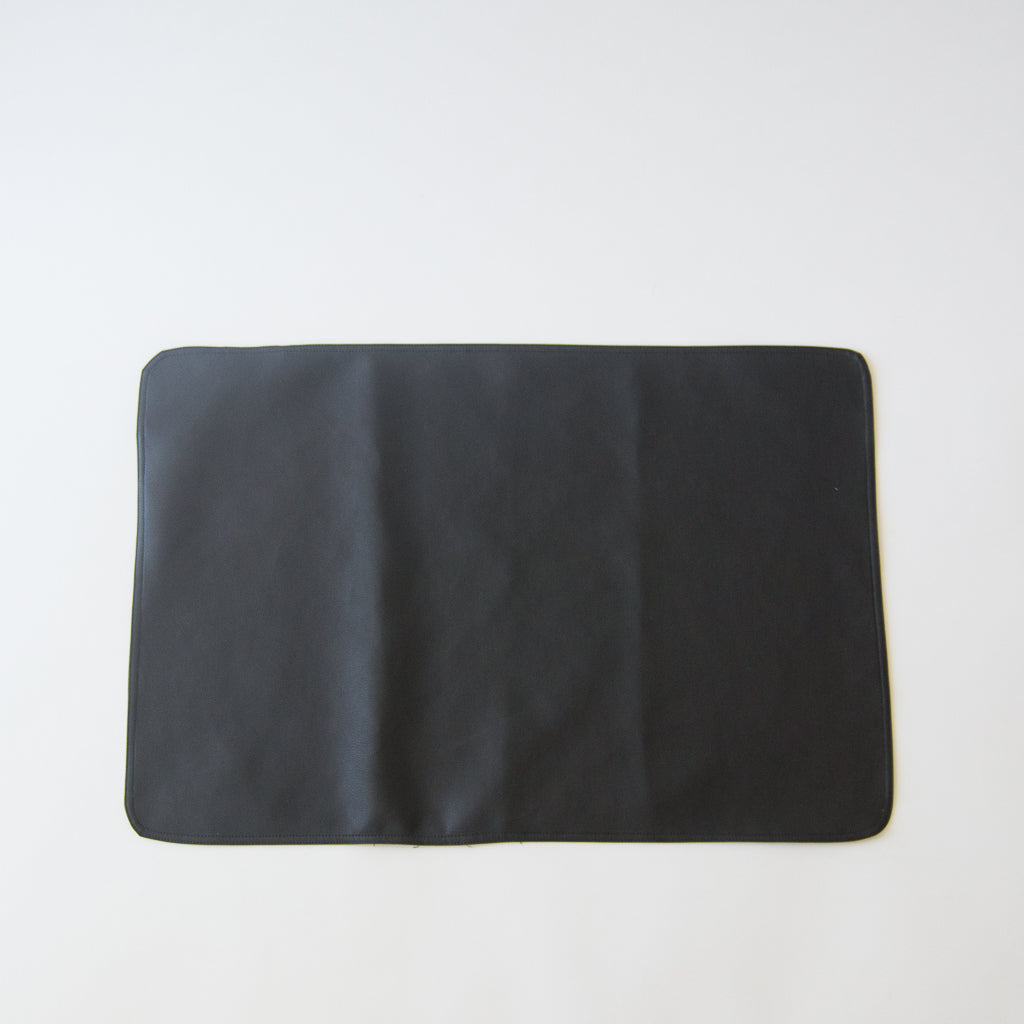 Vegan Leather Changing Mat