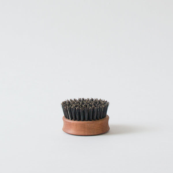 Wood Beard Brush