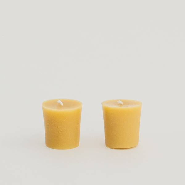 Beeswax Votive Candles
