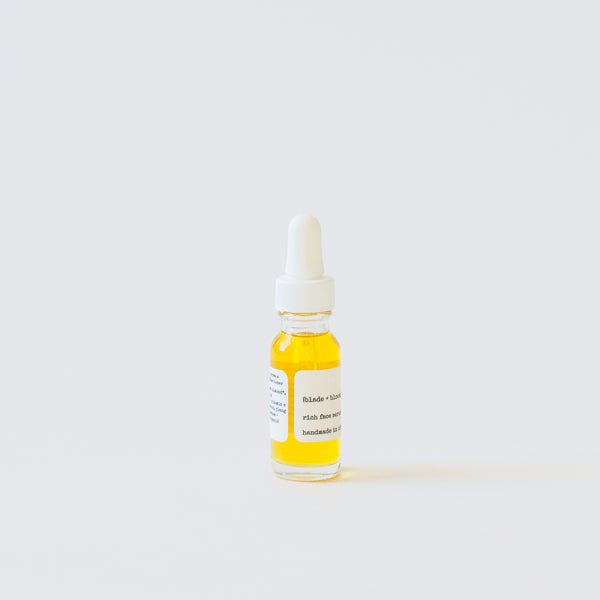 Rich Face Serum