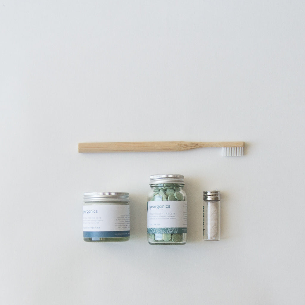 Zero Waste Dental Kit Wild Minimalist