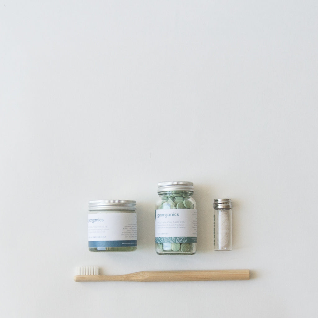 Zero Waste Dental Kit