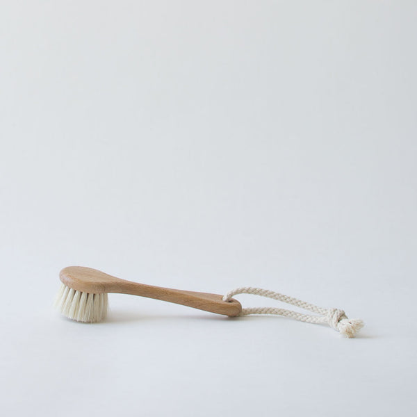 Wood Face Brush