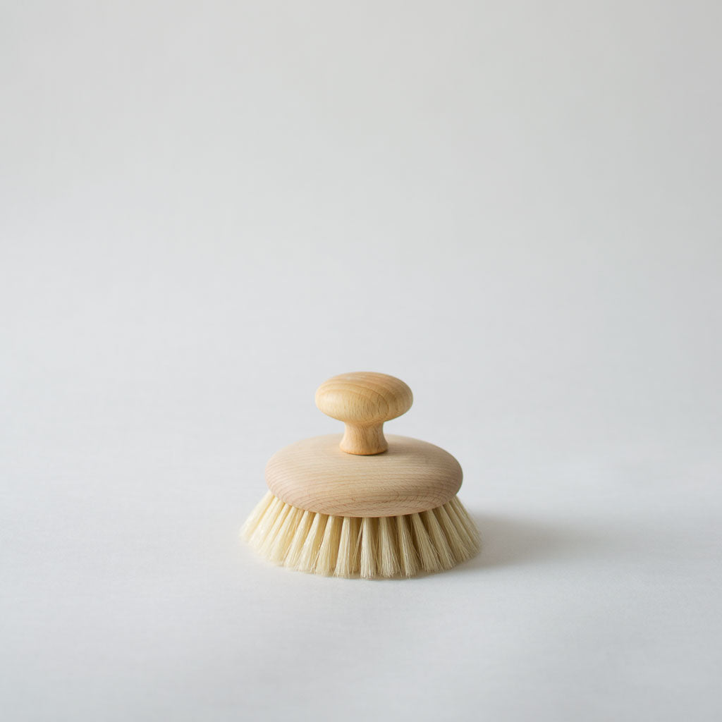 Wood Massage Brush