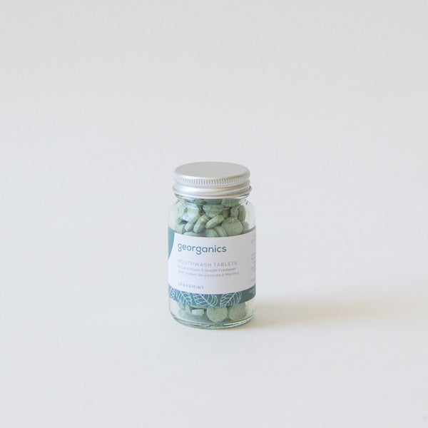 Zero Waste Mouthwash Tablets