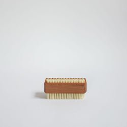 Pearwood Wood Nail Brush