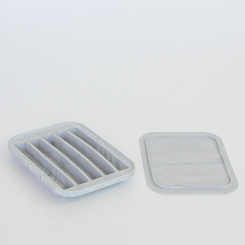 Silicone Water Bottle Ice Tray