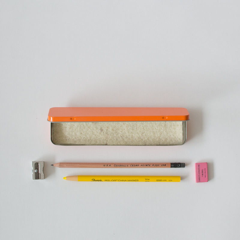 Zero Waste Pencil Tin Set