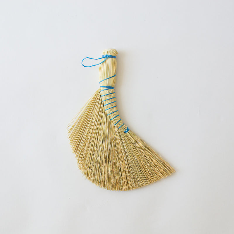 Rice Straw Hand Broom