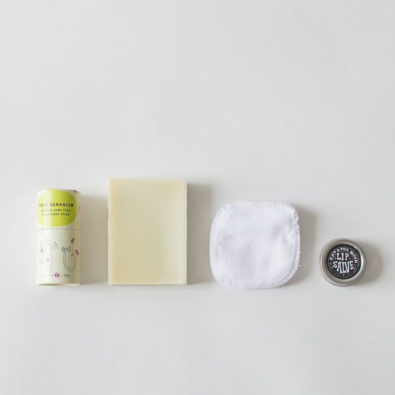 Zero Waste Self-Care Kit