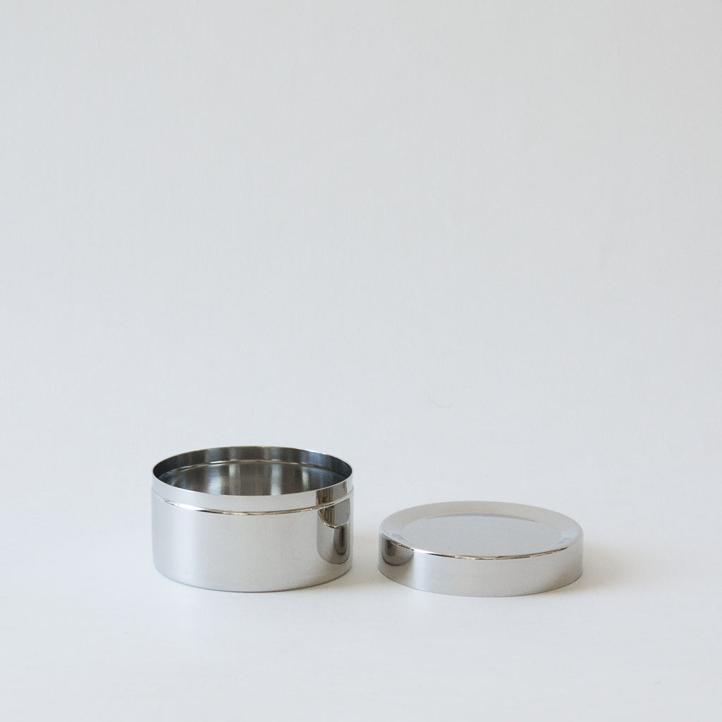 Stainless Steel Snack Container