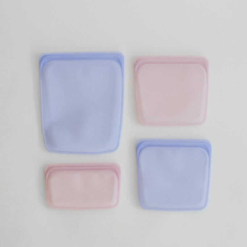 Silicone Storage Bag Bundle