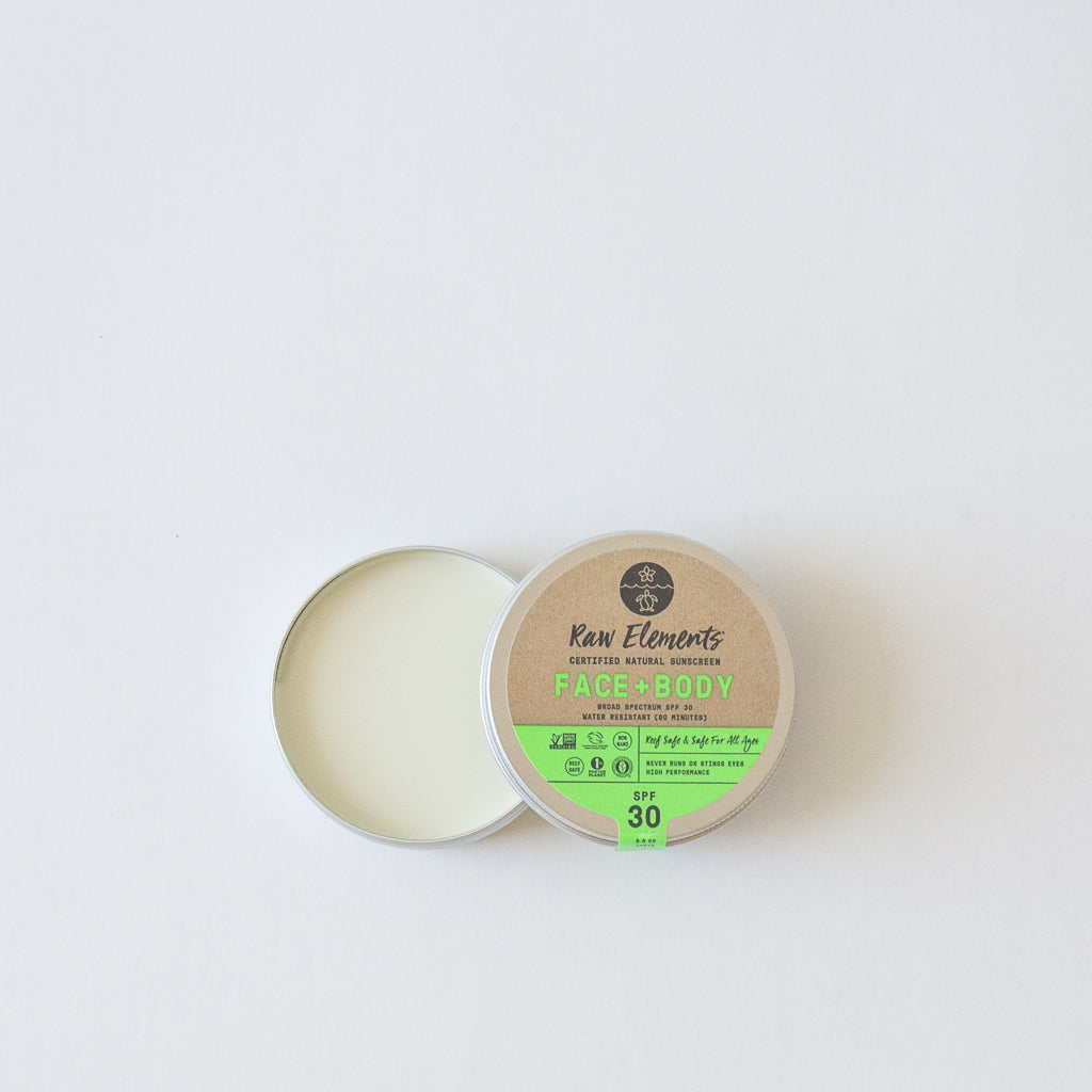 Zero Waste Adult Sunscreen