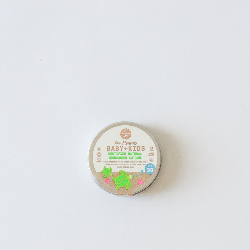 Zero Waste Kids Sunscreen