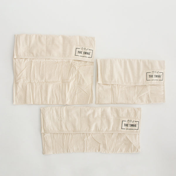 Cotton Produce Storage Bag Bundle