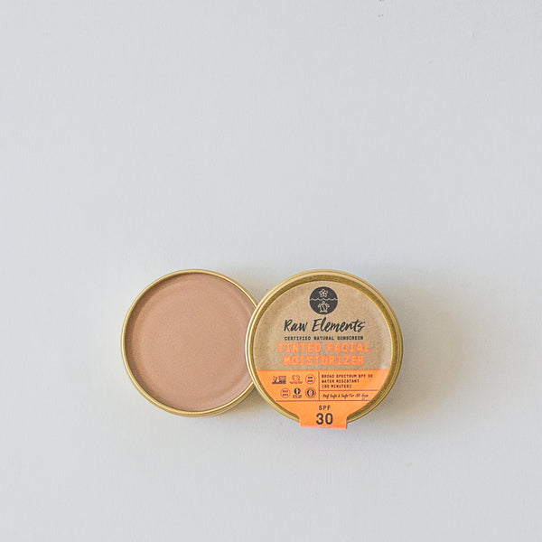Zero Waste Tinted Facial Sunscreen