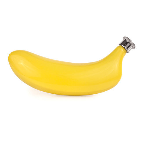 BANANA PEEL FLASK