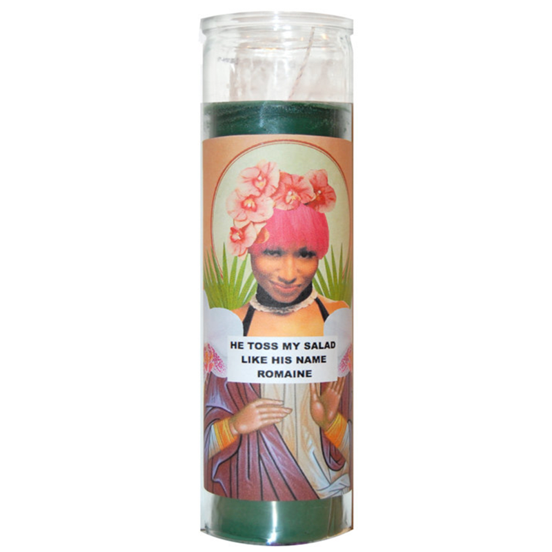 SAINT NICKI CANDLE